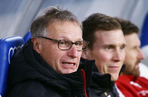 "Sportvorstand Michael Reschke: ""Werden die Klasse halten"""
