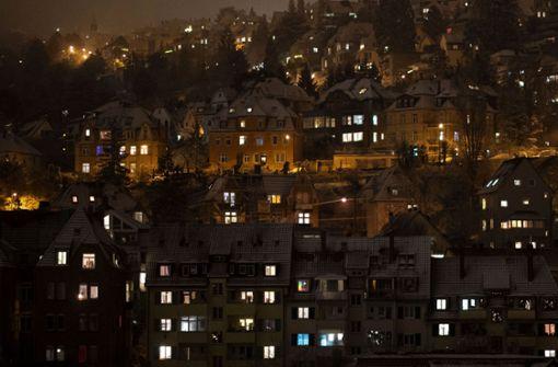 Stuttgart erlässt  eine Ausgangssperre