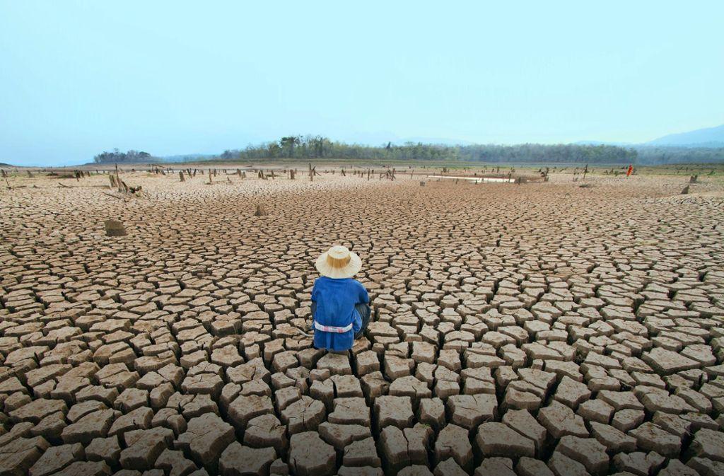 Die Erde erwärmt sich, und die Zahl extremer Wetterlagen nimmt zu. Die Treibhausgase, die zur Erwärmung beitragen, bleiben sehr lange in der Atmosphäre. Deshalb wird viel Zeit vergehen, bis ein Umsteuern Wirkung zeigt. Foto: piyaset – stock.adobe.com