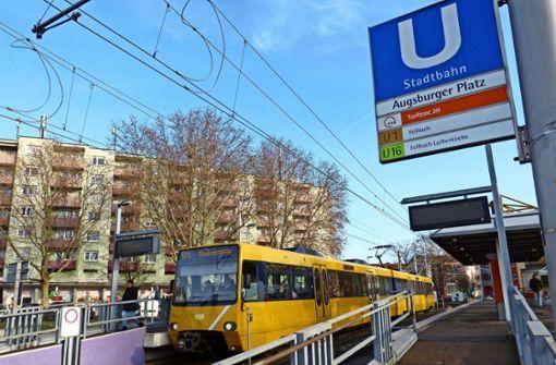 SSB gibt Haltestelle Augsburger Platz auf