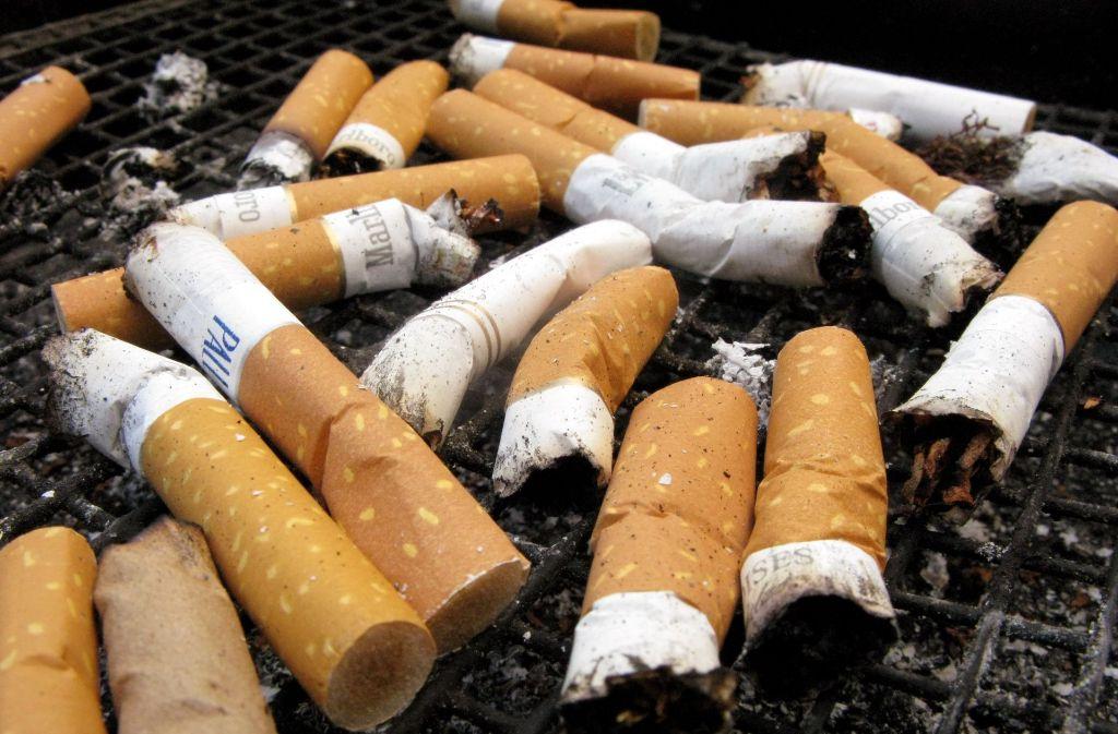 Die Auswirkungen des weltweiten Tabakkonsums sind nach Einschätzungen der WHO verheerend – nicht nur für den Menschen. Foto: dpa