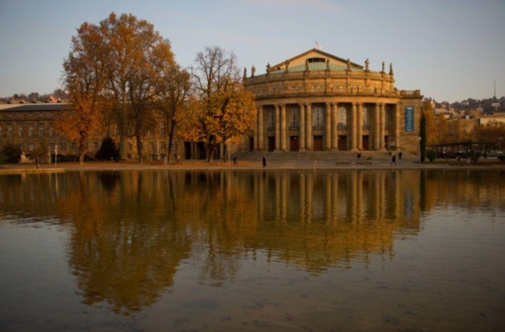 Das Stuttgarter Opernhaus genießt in der ganzen Republik einen guten Ruf. Doch wie steht es um die Kulturpolitik in der Landeshauptstadt? Foto: dpa