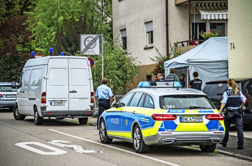 Der Raubmord an einer 84 Jahre alten Frau hat Anfang vergangenen September die Gemeinde Neuhausen erschüttert. Foto: SDMG