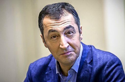 Cem Özdemir kommt zum Osmanen-Prozess