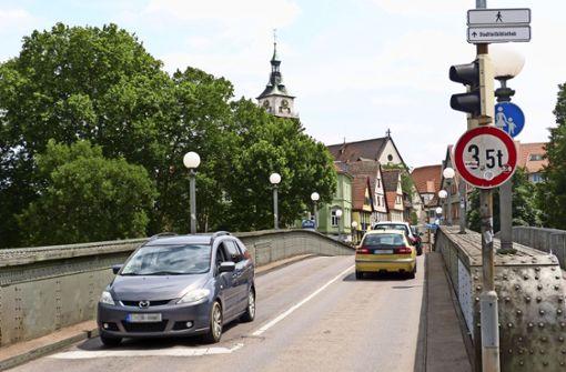 Wilhelmsbrücke wird 2021 autofrei