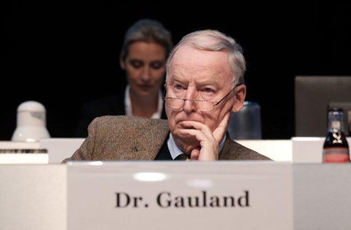 Bundestag hebt Immunität von AfD-Fraktionschef auf