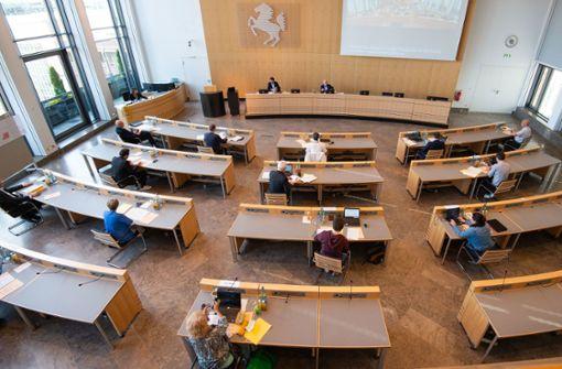 Stuttgarter Gemeinderat fühlt sich übergangen