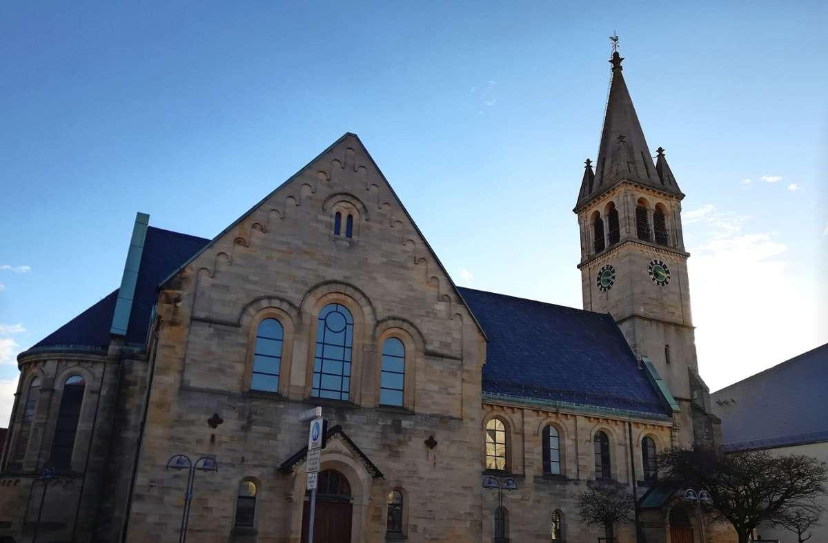 Die Michaelskirche in Degerloch Foto: Ralf Recklies