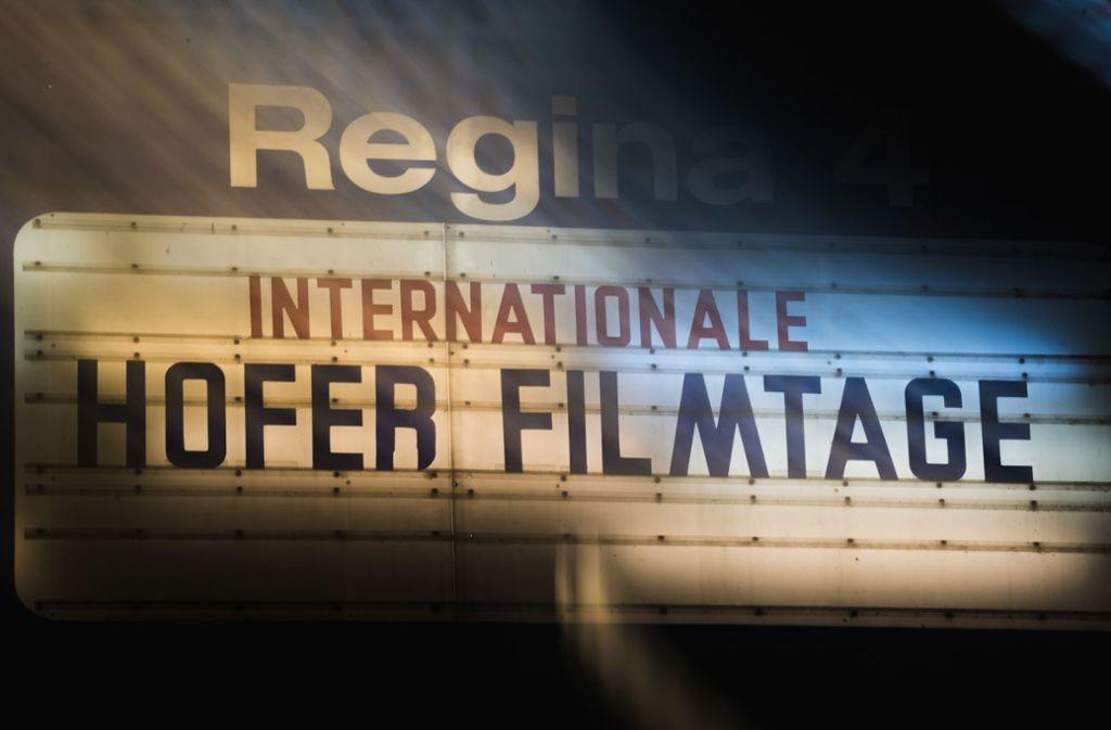 Jedes Jahr einmal wird die oberfränkische Provinz zum Treffpunkt deutscher Filmemacher: bei den Hofer Filmtagen. Foto: dpa
