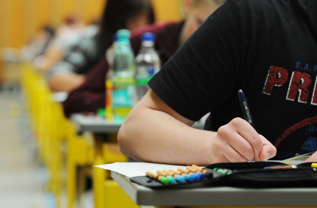 Die Schulen in Baden-Württemberg sind seit Dienstag vergangener Woche geschlossen, um die Ausbreitung des Coronavirus zu verlangsamen. Foto: dpa/Armin Weigel