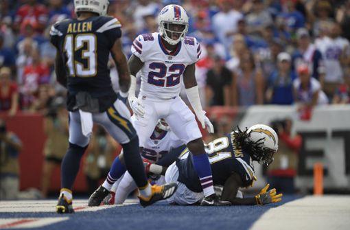 NFL-Profi beendet Karriere spontan in der Halbzeitpause