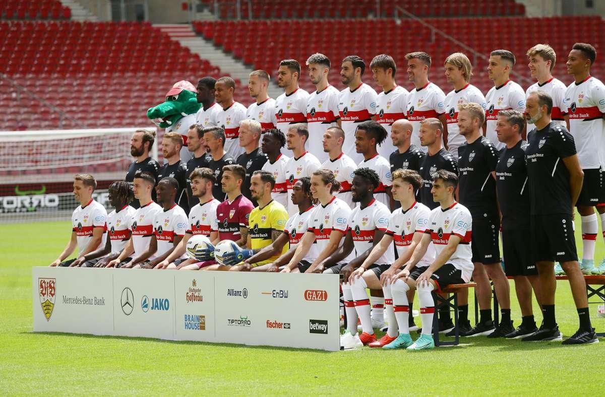 Der VfB Stuttgart bereitet sich auf die Saison vor. Foto: Pressefoto Baumann/Hansjürgen Britsch