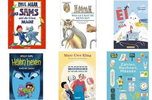 Was Kinder diesen Sommer lesen und spielen können