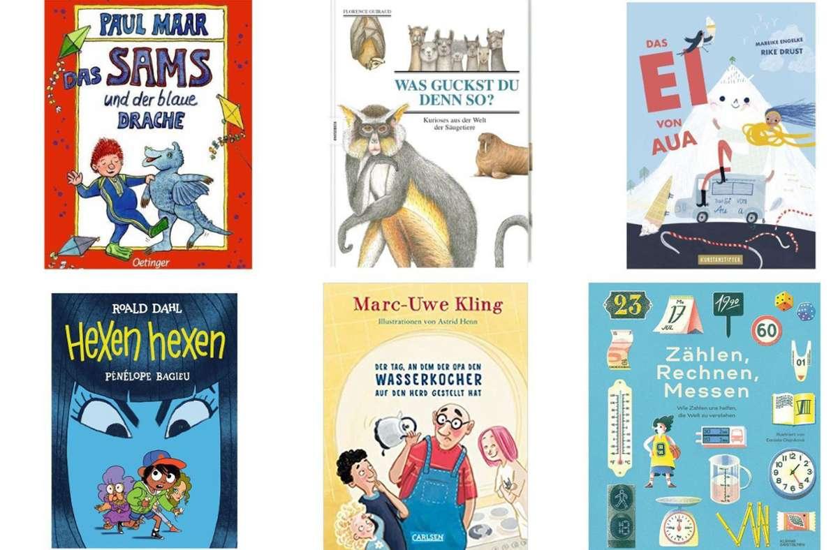 Neue Bücher, Apps und Spieletipps in den Ferien finden Sie in unserer  Bildergalerie. Foto: Verlage