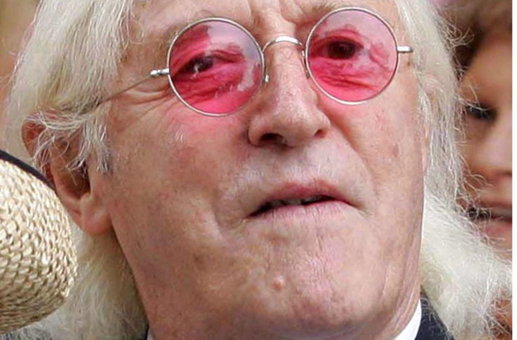 """Laut Scotland Yard war Jimmy Savile """"der schlimmste Sexualverbrecher in der Geschichte des Landes"""". Entsprechend wenig schmeichelhaft ist denn auch die Nebenrolle, die Adrian McKinty ihm zugedacht hat. Foto:"""