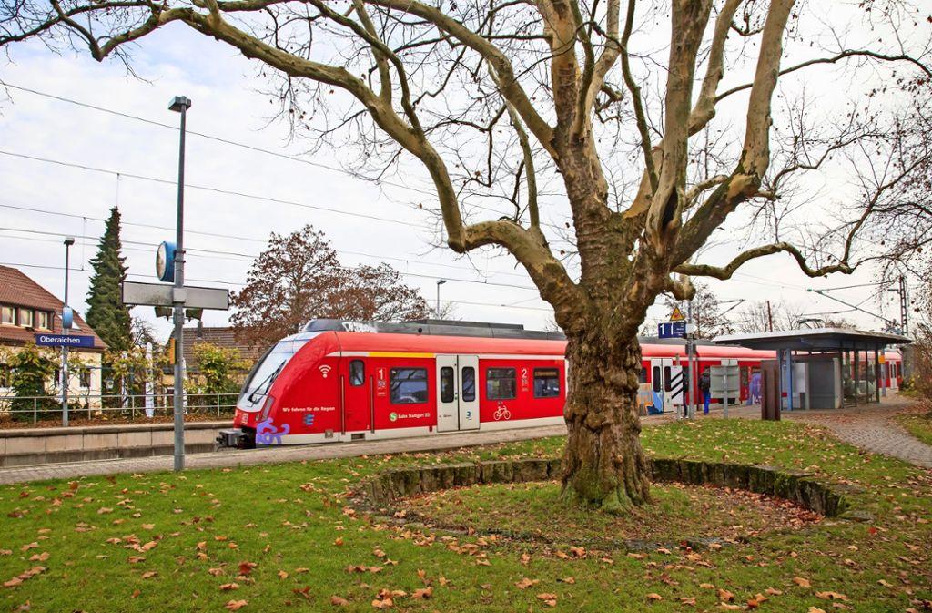 Pflicht und Kür: Die Bahn muss die Kosten für den standardmäßigen Schallschutz übernehmen. Will die Kommune es schöner haben, muss sie das selbst bezahlen. Foto: Thomas Krämer