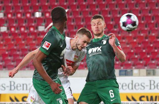 """Kopfballungeheuer Kalajdzic"" beendet Negativserie des VfB"
