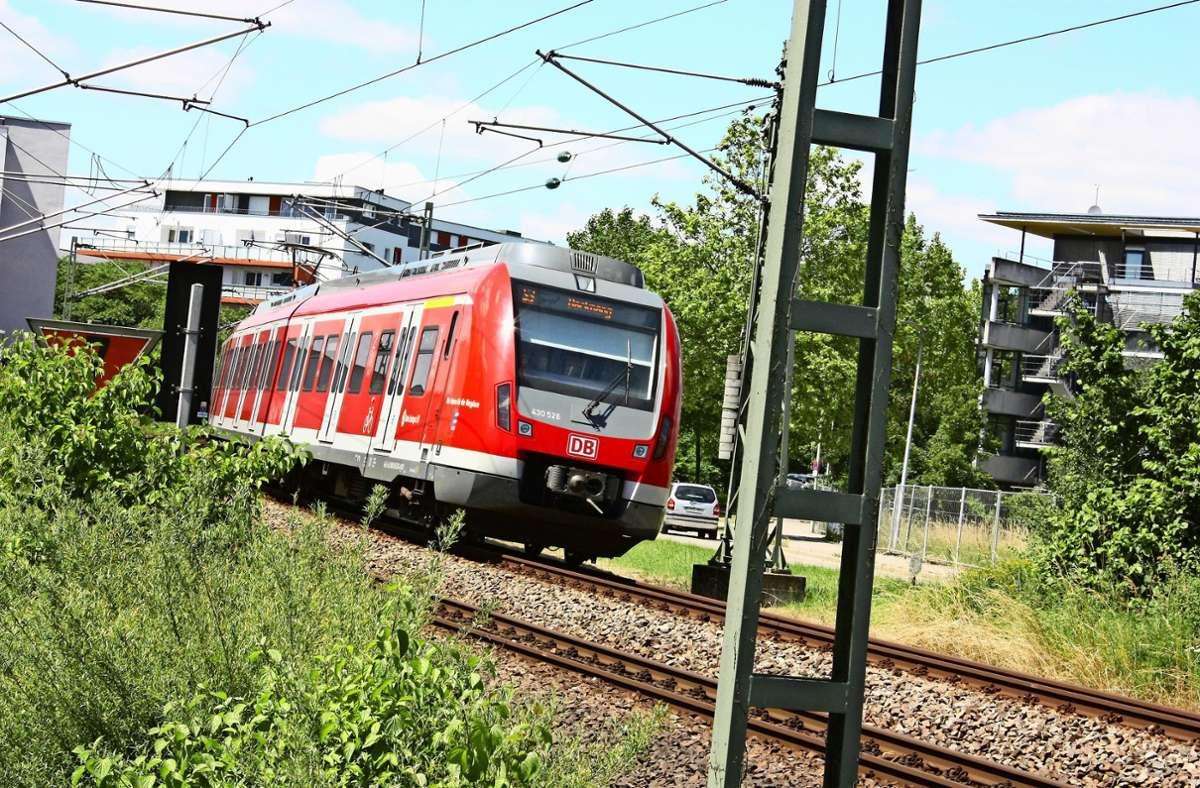 Bisher bringen zwei S-Bahnen Pendler aus der ganzen Region nach   Leinfelden-Echterdingen. Das könnte sich  ändern. Foto: