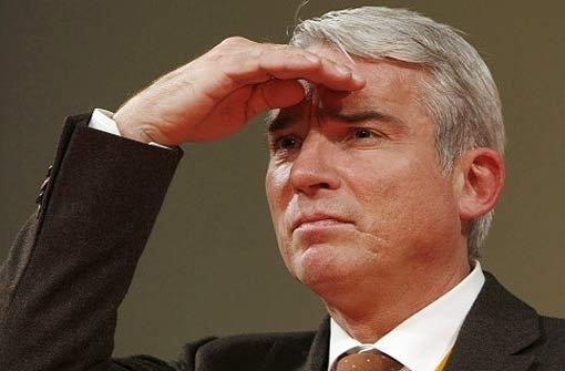 Strobl kandidiert für CDU-Landesvorsitz