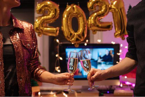Zuhause feiern: Silvester 2020