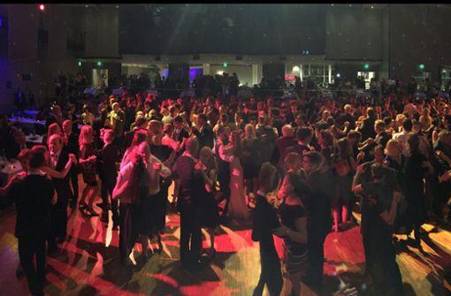 Die Dance Night findet in den Räumen der Tanzschule Burger-Schäfer in der Nähe des Hauptbahnhofs statt.