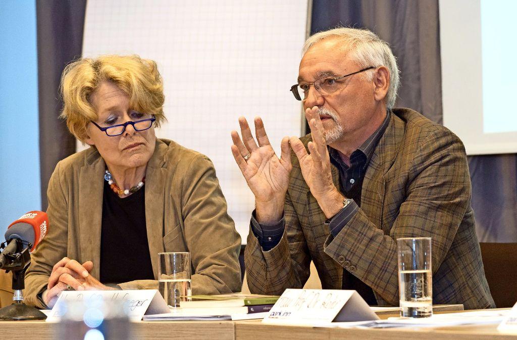 Der  Wissenschaftler Benno Hafeneger war in Korntal. Foto: factum/Archiv