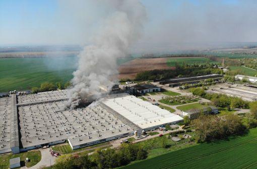 2000 Ferkel verbrennen bei Feuer in Zuchtstation