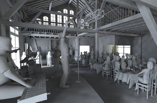 700000 Euro fehlen noch für die Kulturstätte