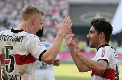 Nur wenige Jugendfußballer schaffen es in die Bundesliga