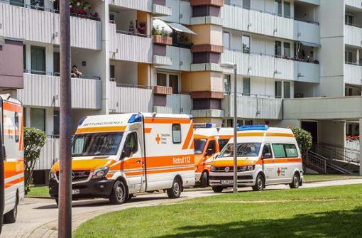 Leiche in Wohnung in Sindelfingen entdeckt