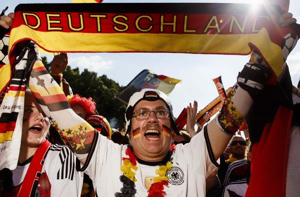 Samstag Deutschland Italien