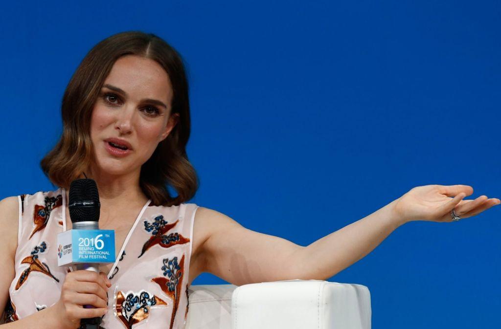 Natalie Portman hat jetzt zum ersten Mal bei einem Film Regie geführt. Foto: dpa