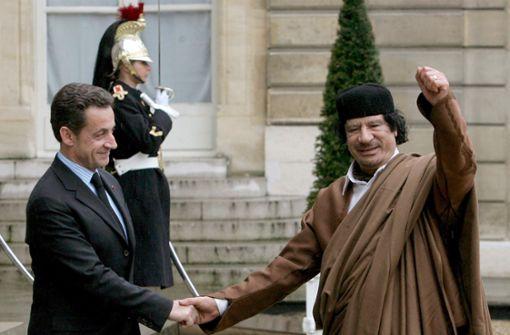 Offenbar Ermittlungsverfahren gegen Ex-Präsident Sarkozy