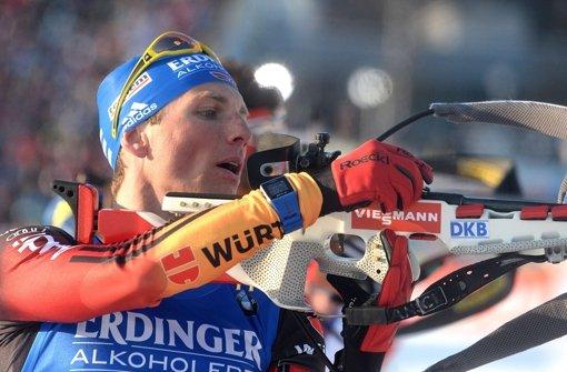 Deutsche Biathleten gehen leer aus