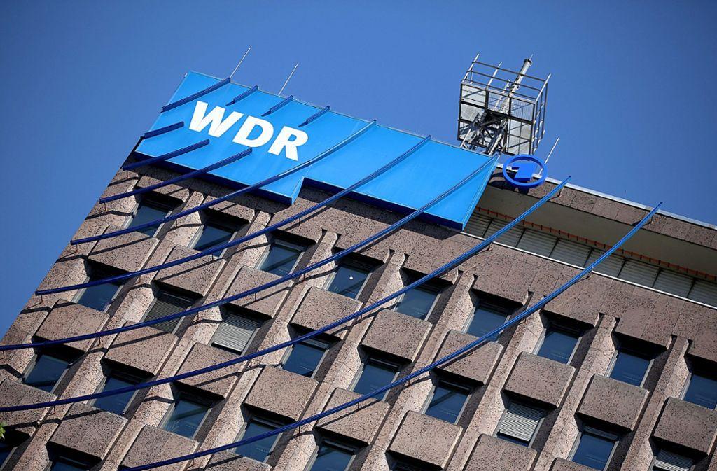 Das WDR-Funkhaus in Köln. Foto: dpa