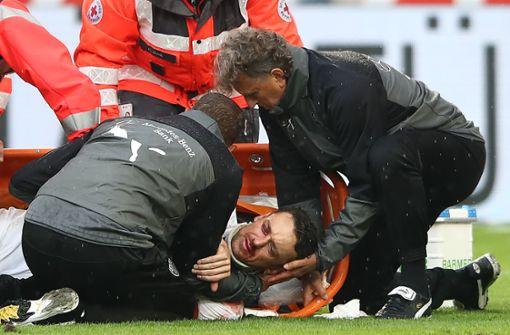 Kapitän Gentner vergaß Ligazugehörigkeit nach Kopfverletzung
