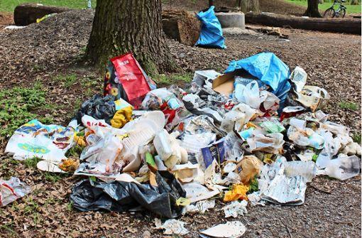 Keine Lösung für das Müllproblem in Sicht