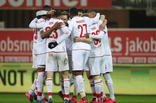 1. FC Köln setzt furiose Siegesserie fort