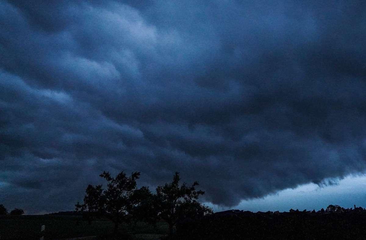 Zuletzt wüteten in Baden-Württemberg teils schwere Unwetter. Foto: dpa/Kohls