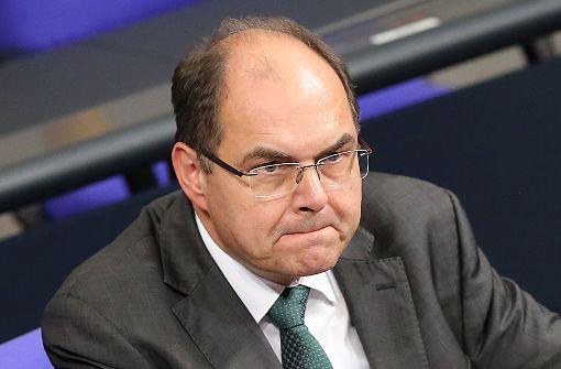 Bundesagrarminister will nicht mehr CSU-Vize werden