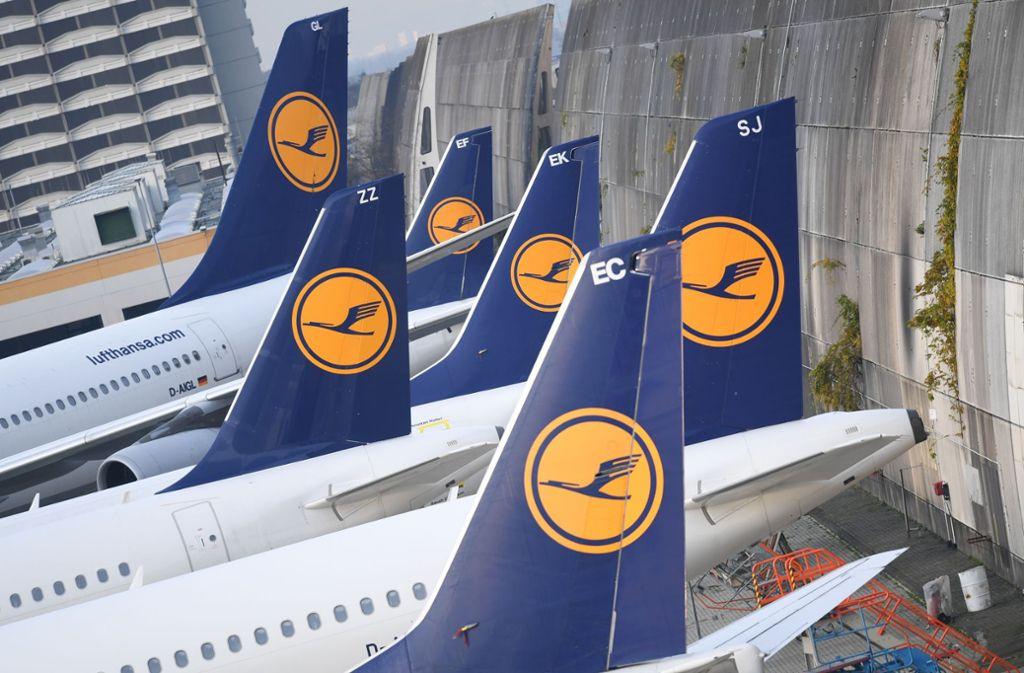 Lufthansa hat seine Gewinnprognose gekappt. Foto: Arne Dedert/dpa