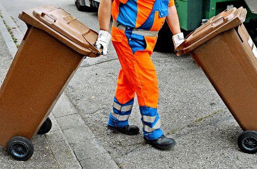 Müllgebühren könnten  nach Jahren wieder steigen