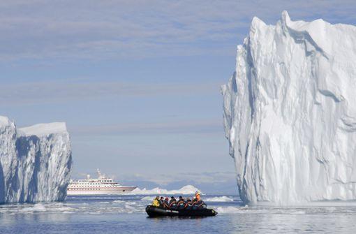 Der Run auf die Polargebiete