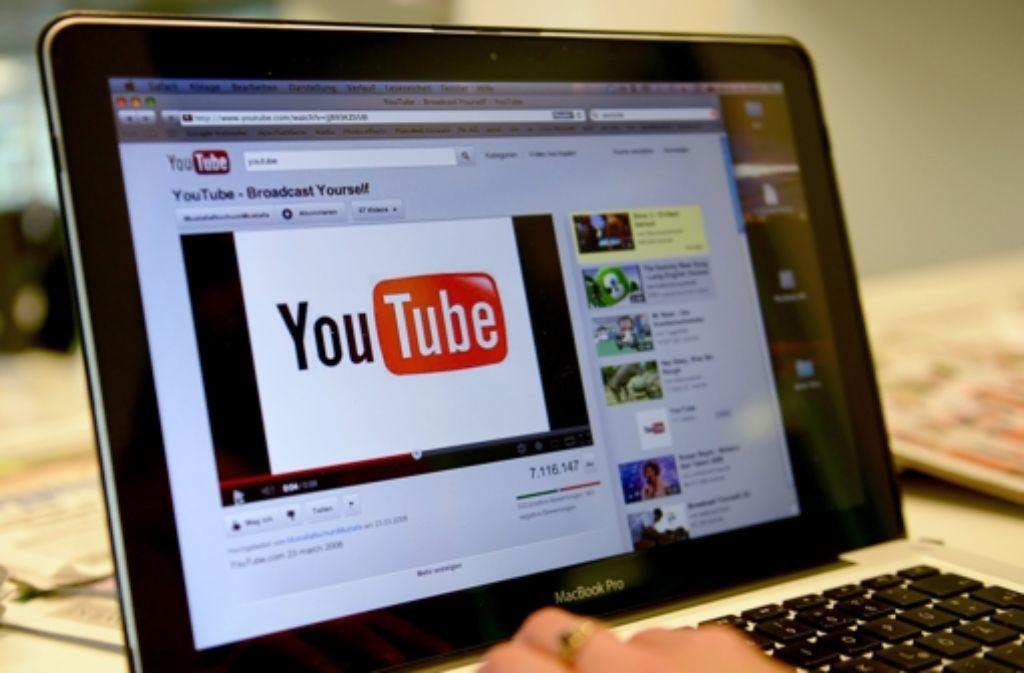 Youtube ist in zehn Jahren die erfolgreichste Internet-Videoplattform geworden. Foto: dpa