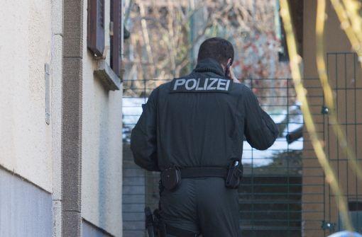 SEK stürmt Wohnhaus in Mühlhausen