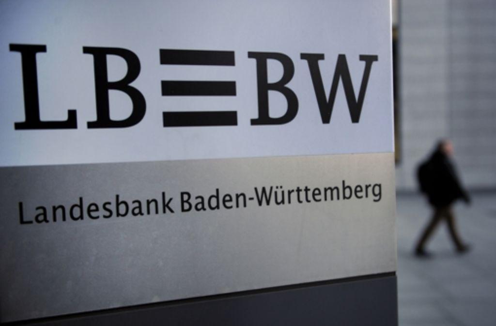 """Das Land hat zugestimmt, dass die """"Stillen Einlagen"""" der LBBW zu Kernkapital umgewandelt werden können. Foto: dapd"""