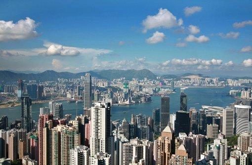 Liebeswirren in Hongkong