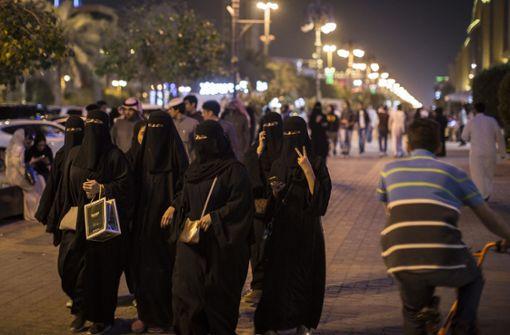 Saudi-Arabien erlaubt Frauen Buchung von Hotelzimmern