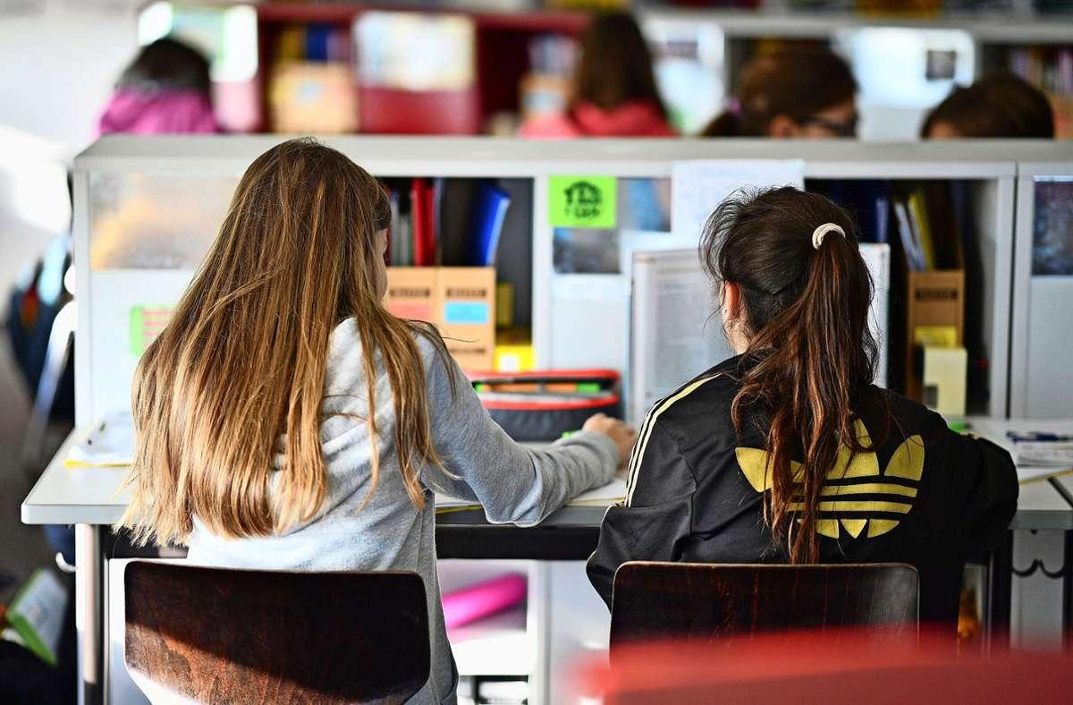 Der private Bildungsträger Konzept-e plant in Stuttgart-Vaihingen eine Gemeinschaftsschule. Foto: dpa/Felix Kästle
