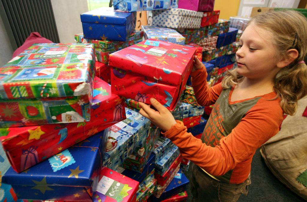 Weihnachten ist für Kinder eine gute Gelegenheit, Wünsche loszuwerden. Werden die immer teurer? Foto: dpa/Martin Schutt